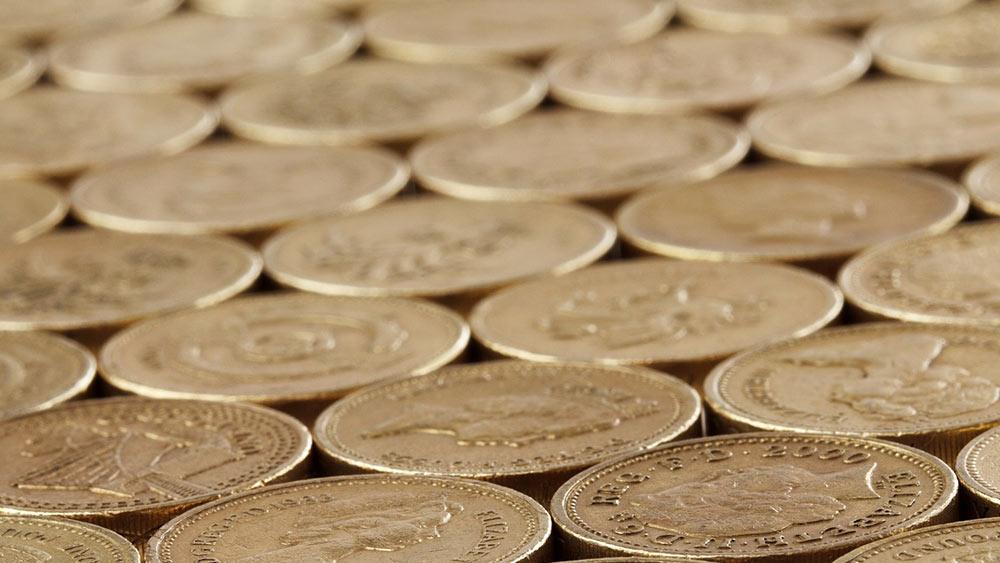 Златни монети