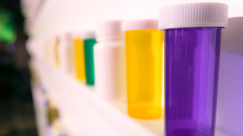 Пластмасови шишенца за лекарства