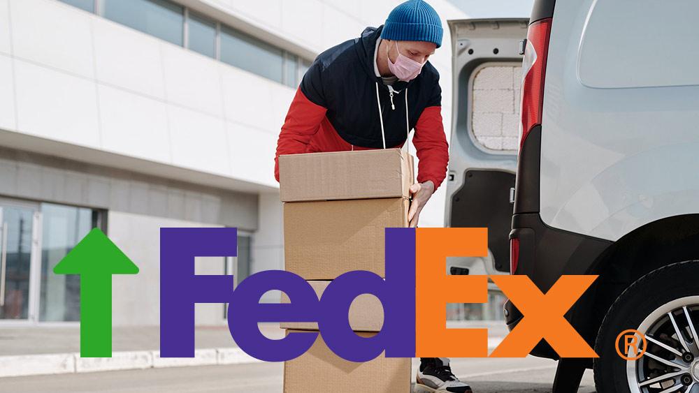 FedEx reports strong quarter