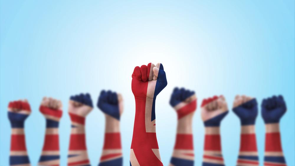 Ден на труда - Великобритания